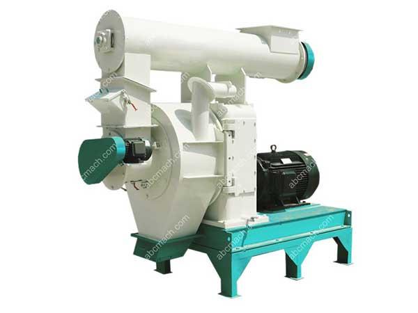 BPM420 Ring die pellet mill machine