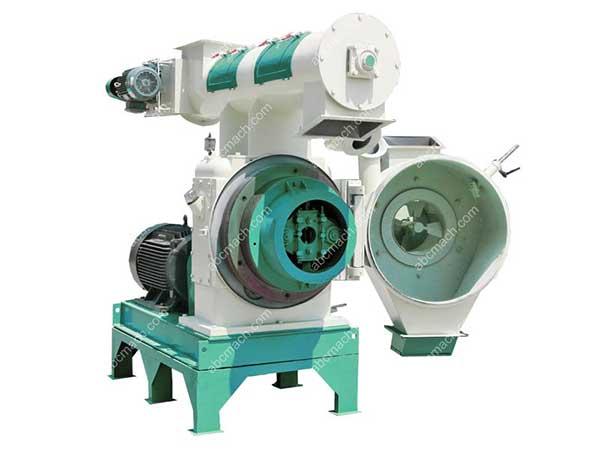 BPM510 Ring die pellet mill machine