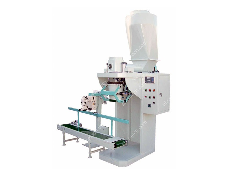 bagging machine for flour plant