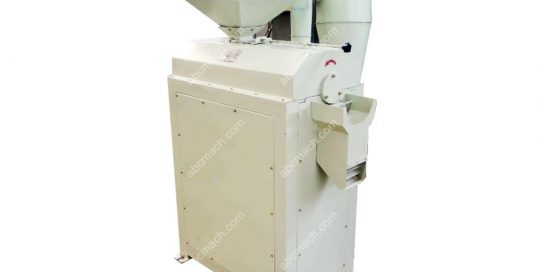 grain dehuller for grain processing