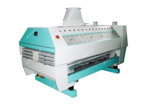 purifier for grain mill plant