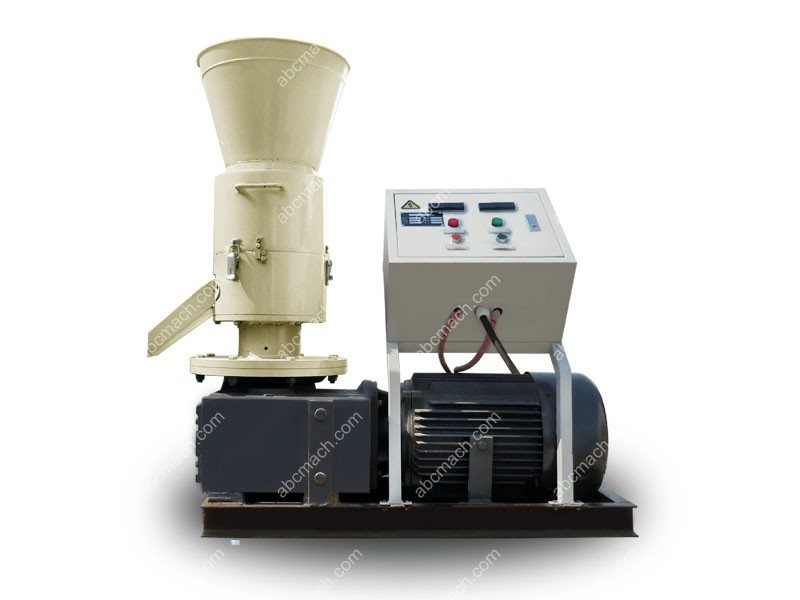 small electric pellet mill