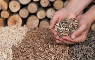high qualigy wood pellets