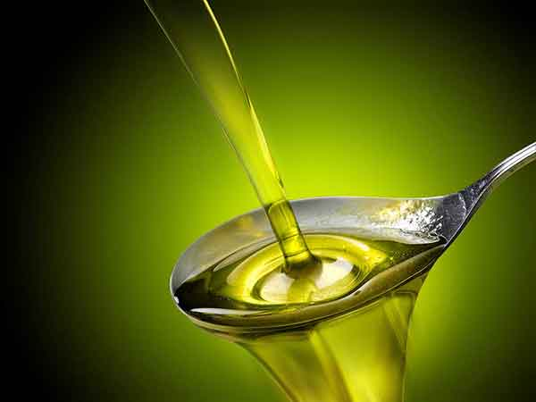 nice vegetable oil made at home