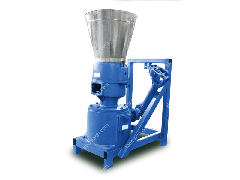 pto small pellet making machine