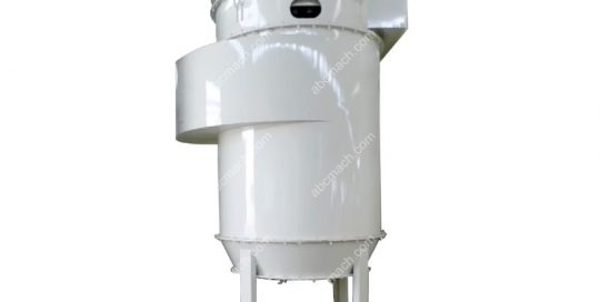 pulse dust collector for grain processing from AGICO