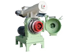 ring die pellet mill in complete pellet plant
