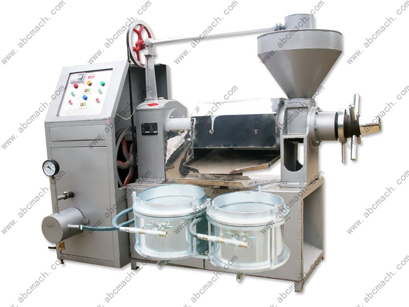 integrated-oil-press