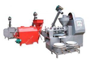 mini oil milling plant
