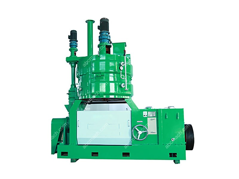 oil press machine made by ABC