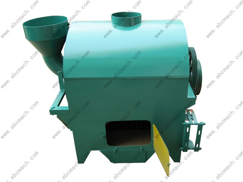 oilseed-roasting-machine