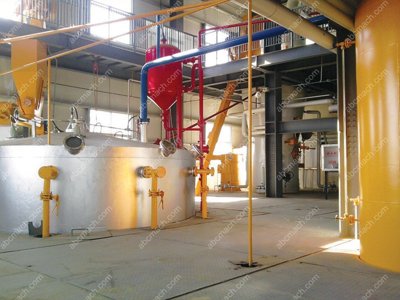 edible oil rotary extractor