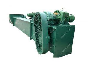 scraper conveyor machine