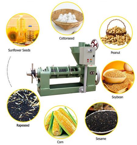 vegetable-oil-seed-pressing